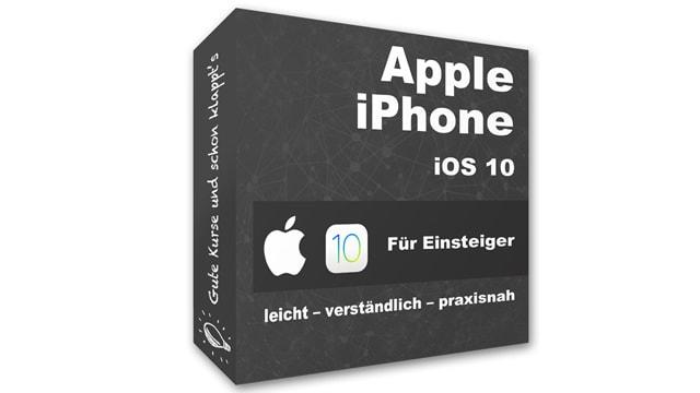 iOS 10 für Einsteiger