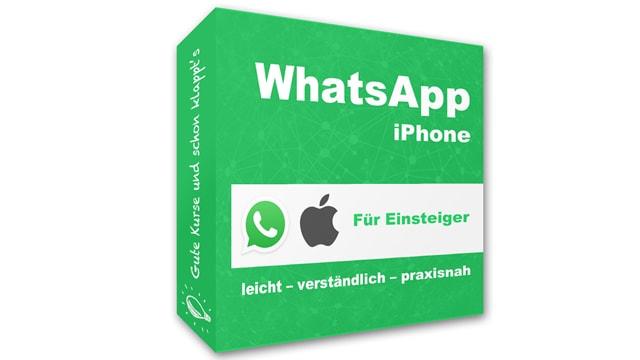 WhatsApp iPhone für Einsteiger